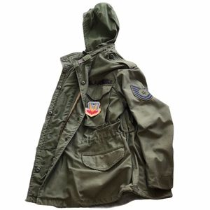 Genuine AMERICANA Air Force Jacket
